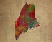 ME Colorful Counties