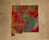 NM Colorful Counties