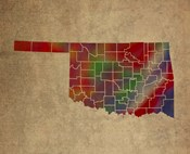 OK Colorful Counties