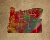 OR Colorful Counties
