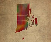 RI Colorful Counties