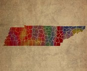 TN Colorful Counties