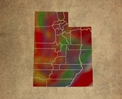 UT Colorful Counties