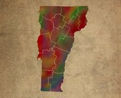 VT Colorful Counties