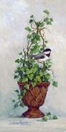 Ivy Topiary I