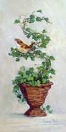 Ivy Topiary III