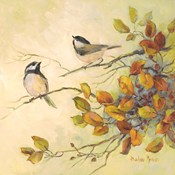 Birds of Autumn I