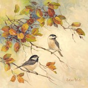 Birds of Autumn II