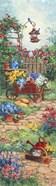 Spring Garden Panel II