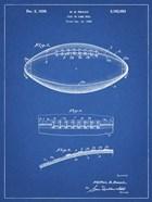 Blueprint Football Game Ball Patent