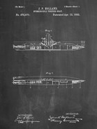Chalkboard Holland Submarine Patent