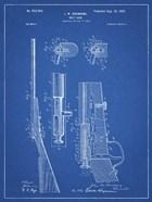 Blueprint Browning Bolt Action Gun Patent