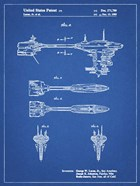 Blueprint Star Wars Nebulon B Escort Frigate Patent