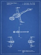Blueprint Star Wars B-Wing Starfighter Patent