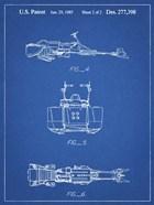 Blueprint Star Wars Speeder Bike Patent