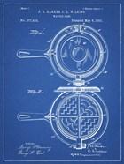 Blueprint Waffle Iron Patent