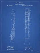 Blueprint Oboe Patent