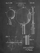 Chalkboard Ping Pong Paddle Patent