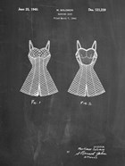 Chalkboard Bathing Suit Patent