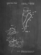 Chalkboard Ballet Shoe Patent