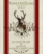 Reindeer Feedsack