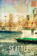 Seattle Ferry Dock