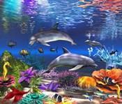 Beneath the Cerulean Sea