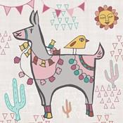 Playful Llamas II
