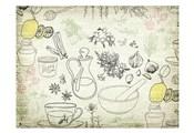 Lemon Tea and Herbs