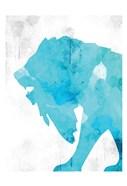 Watercolor Silhouette 2
