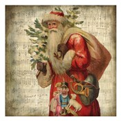 Vintage Santa 1