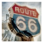 Route 66 Riding