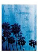 Palm Cool Night Blue