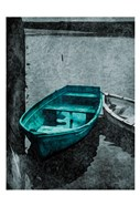 Boat In The Grey