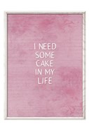 Cake In My Life