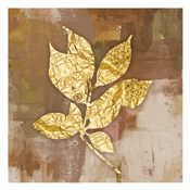Gold Leaves 2