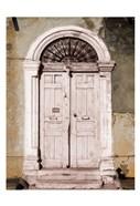 Toned Vintage Door