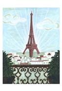 Paris View 2