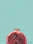 Blue Pomegranate