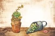 Vintage Planting Scoop