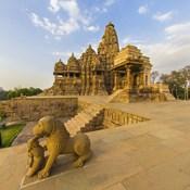 Hindu Temples at Khajuraho, India