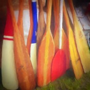Boat Oars