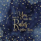 Oh My Stars I Rules