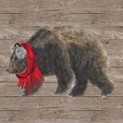 Warm in the Wilderness Bear
