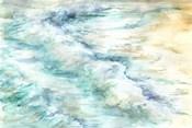 Ocean Waves Landscape