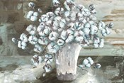 Farmhouse Cotton Bolls Still life