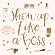 Boss Ladies VII Pink