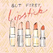 Geo Beauty and Sass II - Lipstick First