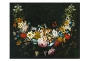 Gaspar Peeter Verbruggen, A swag of flowers