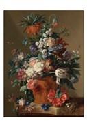 Jan van Huysum, Vase of Flowers